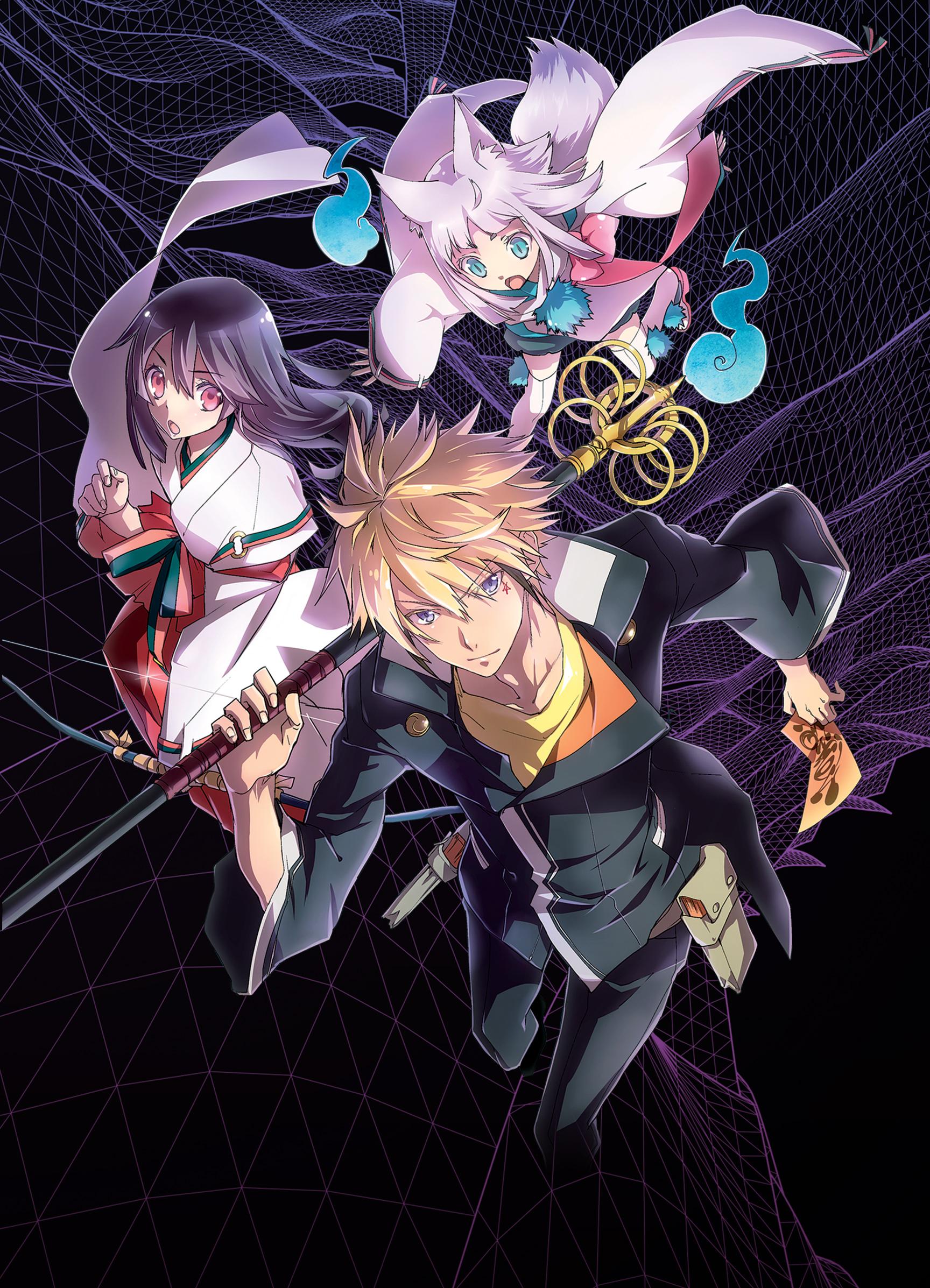 Tokyo Ravens Saison 2 : tokyo, ravens, saison, Watch, Tokyo, Ravens, Comedy,, Fantasy, Anime, Funimation
