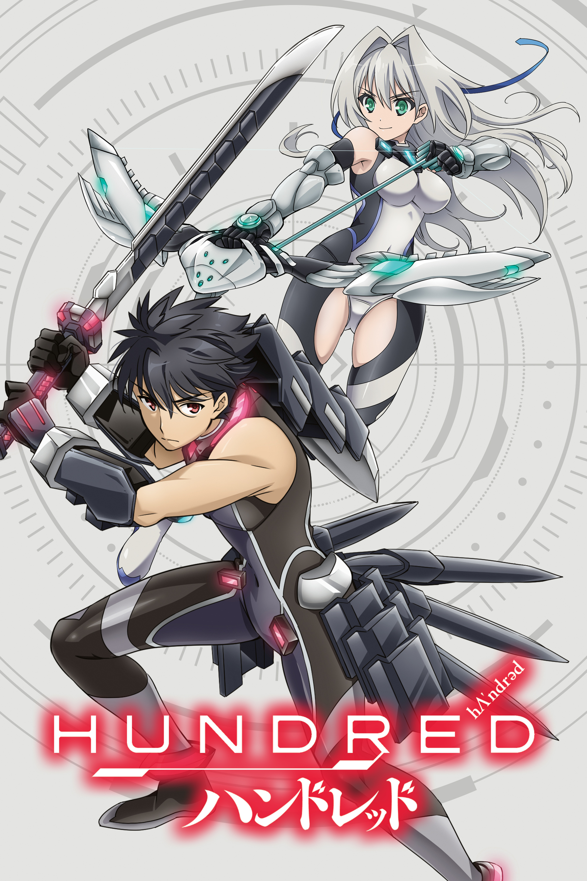 Download Anime Hundred : download, anime, hundred, Watch, Hundred, Action/Adventure,, Anime, Funimation