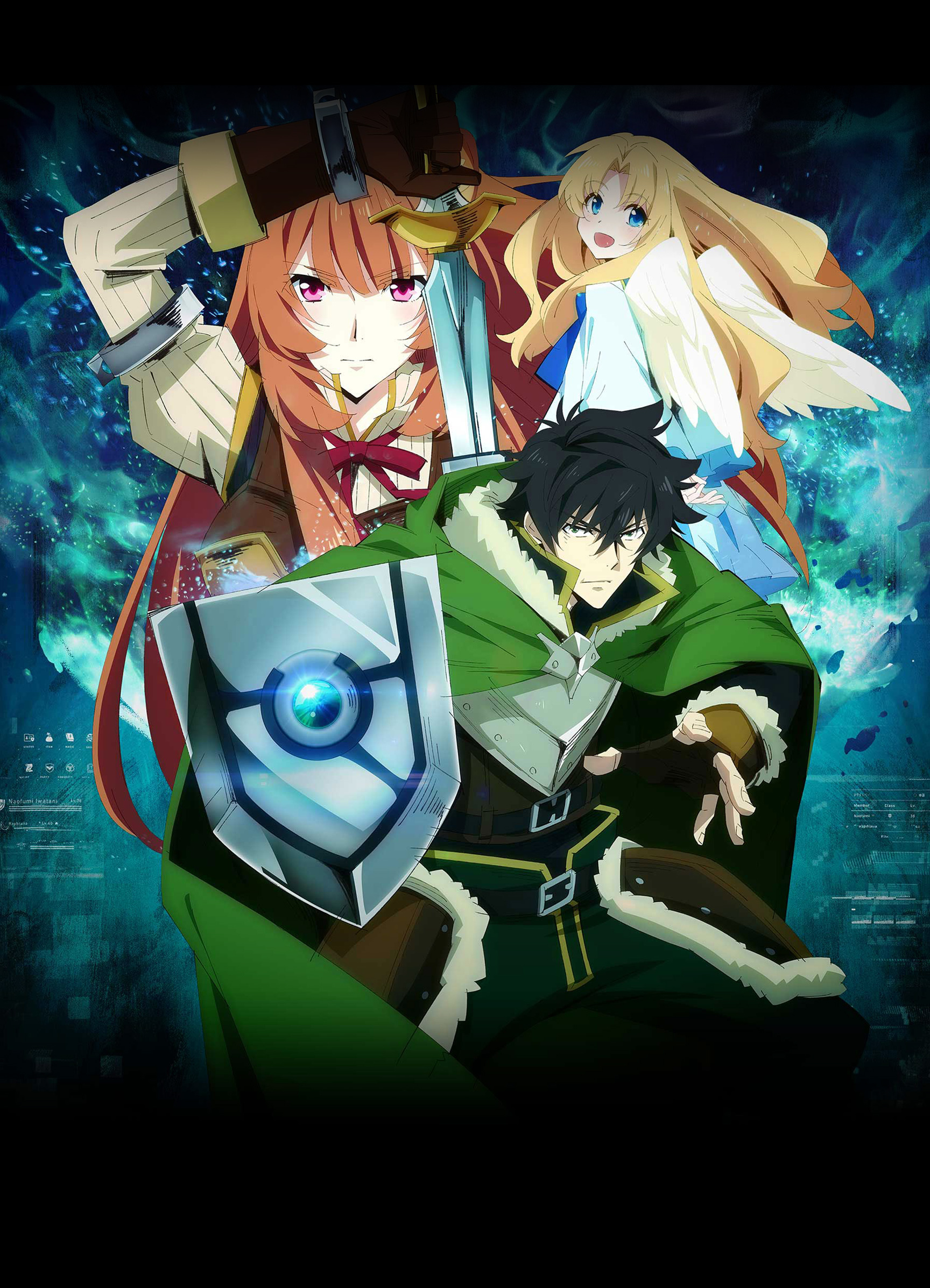 The Rising Of The Shield Hero 2 Vostfr : rising, shield, vostfr, Watch, Rising, Shield, Action/Adventure,, Fantasy, Anime, Funimation
