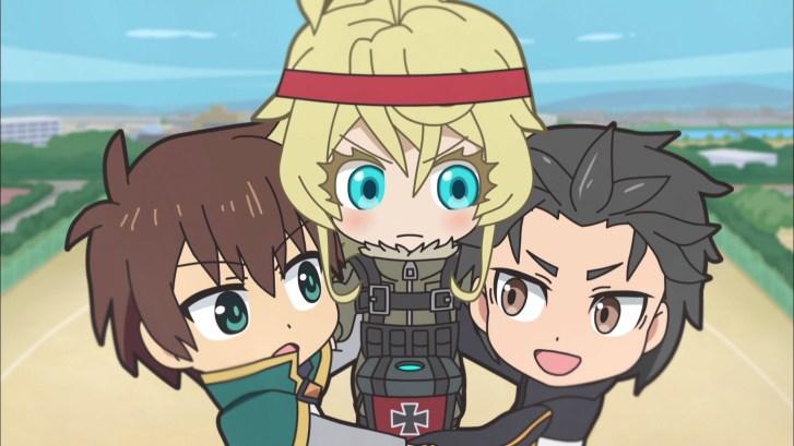 Resultado de imagen para isekai quartet