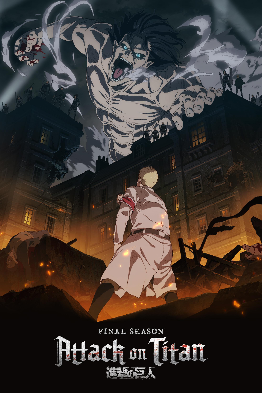 Shingeki No Kyojin Saison 3 Episode 22 Streaming : shingeki, kyojin, saison, episode, streaming, Watch, Attack, Titan, Action/Adventure,, Shounen, Anime, Funimation