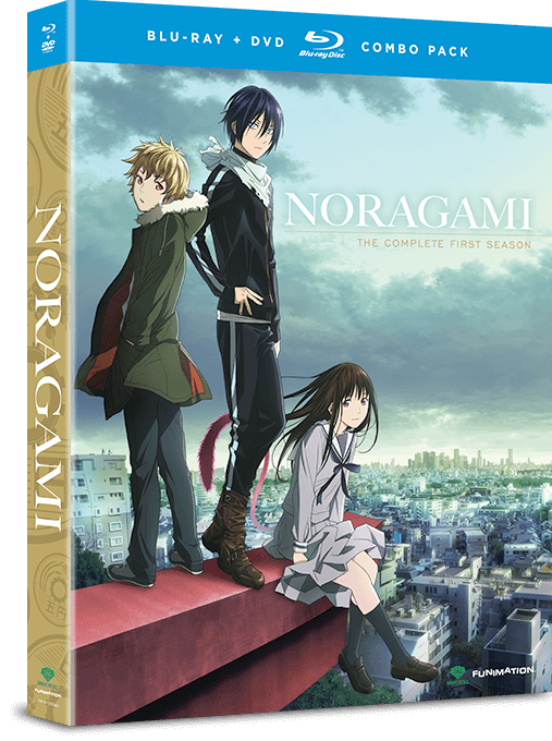 Noragami Aragoto Sub Indo : noragami, aragoto, Watch, Noragami, Action/Adventure,, Comedy,, Drama,, Fantasy, Anime, Funimation