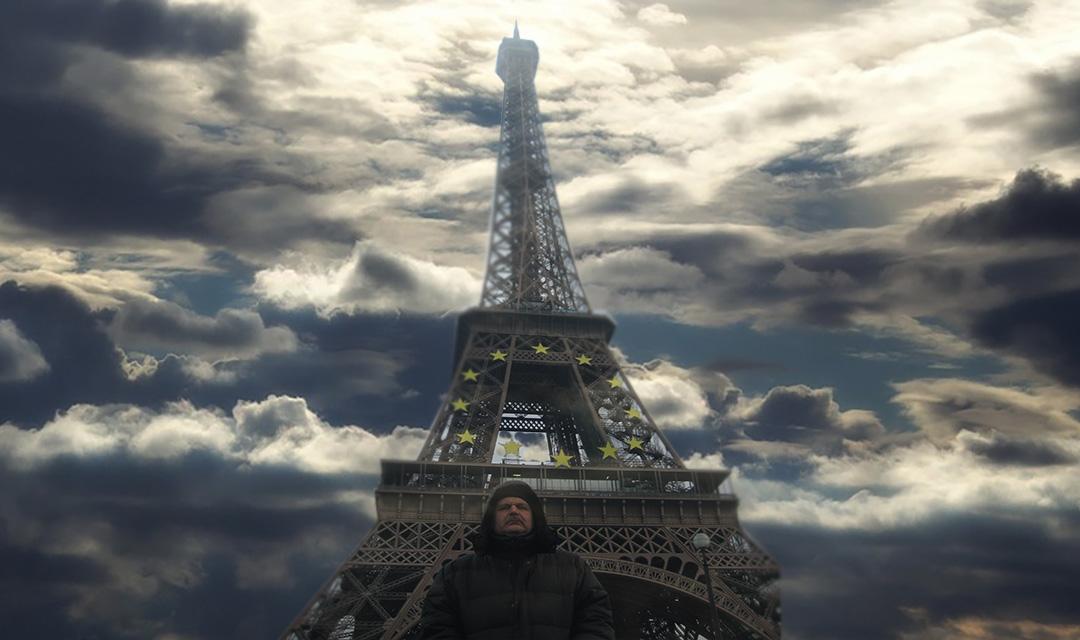 PARİS'İ KÖTÜLÜYORUZ
