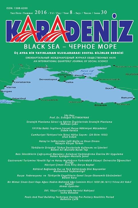 Dergi Karadeniz