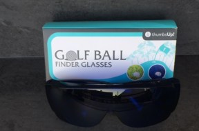 Golf Ball Finder Glasses Thumbs Up