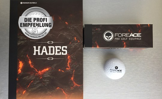Produkttest: Hades von FOREACE