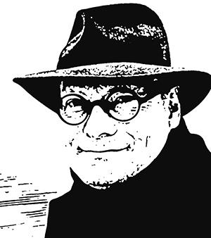 Der Autor Thomas Kochj