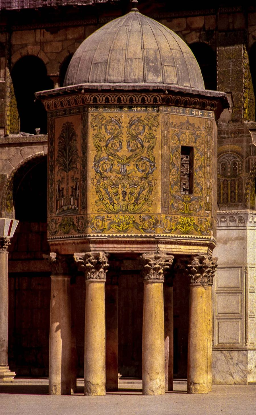 Damaskus: Moschee