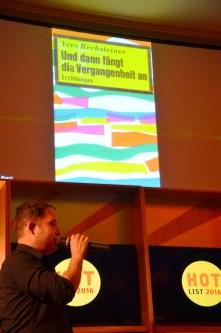 Autor Yves Rechsteiner (Waldgut Verlag)