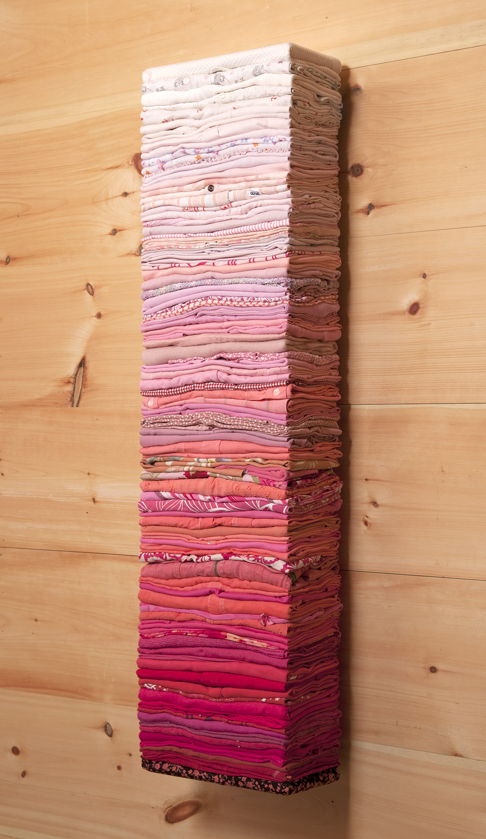 Derick Melander, Untitled (pink, 3/4)