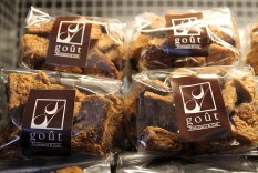boulangerie gout(ブーランジュリーグウ) こげパン