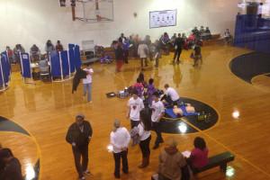 2013 Training and Heart Screening