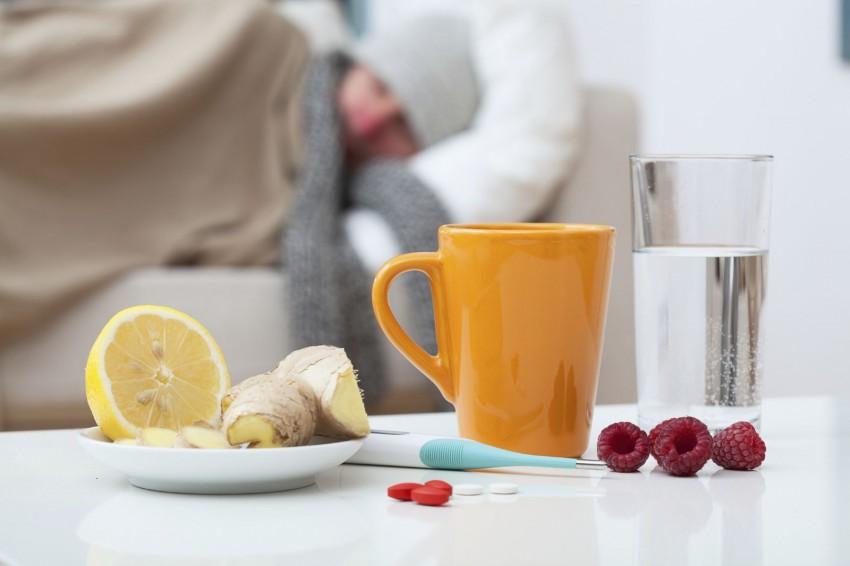 Tratamiento de resfriados en adultos.
