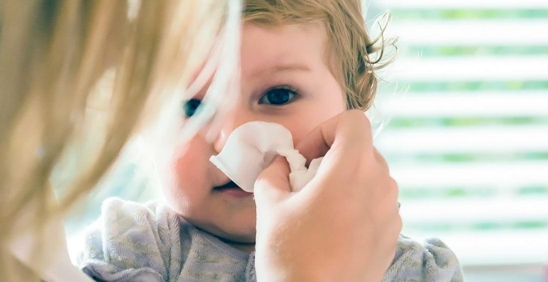 Sekiranya penyebabnya adalah hidung berair - alergi