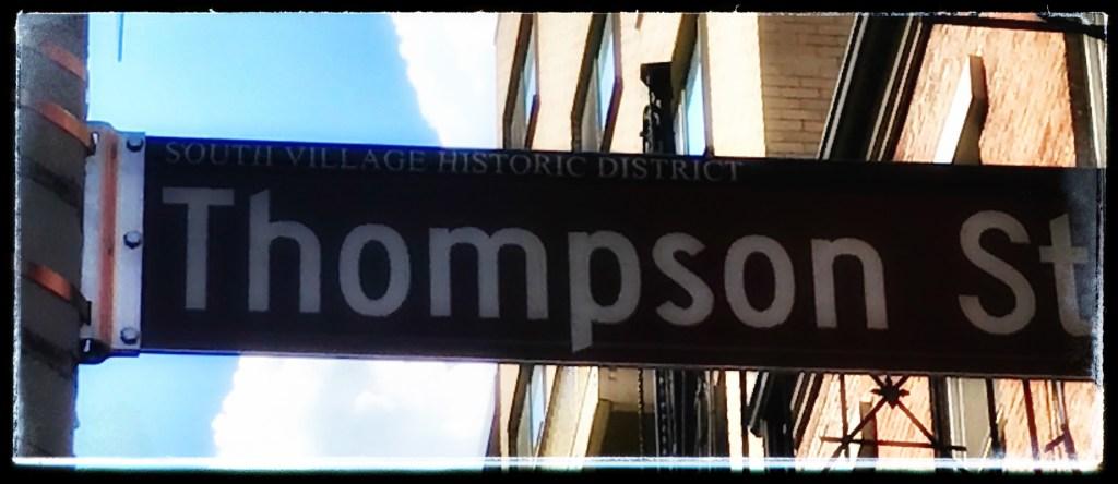 New York Thompson Street