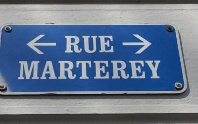 STARKE STRECKE LAUSANNE: RUE MARTEREY