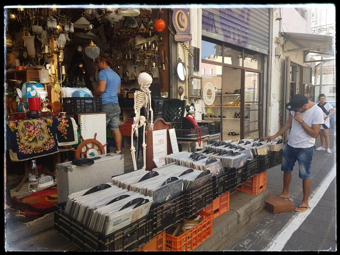 Tel Aviv Jaffa, Rabbi Yohanan Street: Shopping Entdeckung der Extraklasse