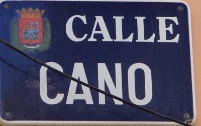 STARKE STRECKE LAS PALMAS: CALLE CANO