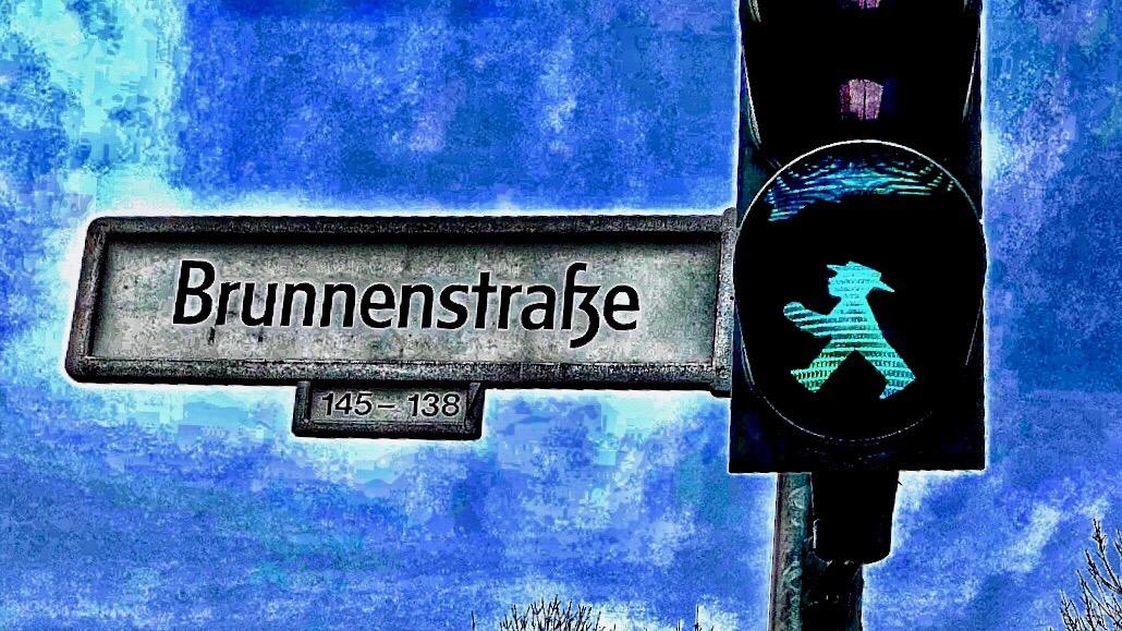 STARKE STRECKE BERLIN: BRUNNENSTRASSE