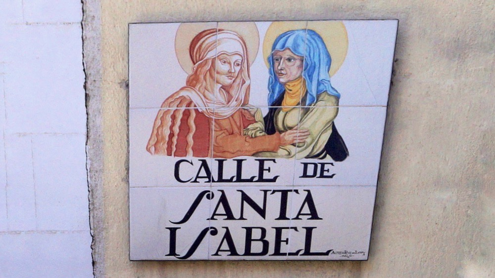 Madrid, Calle de Santa Isabel