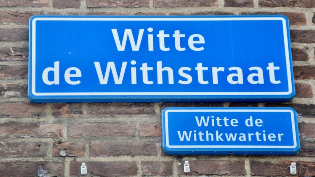 Städtereise Rotterdam Witte de Withstraat