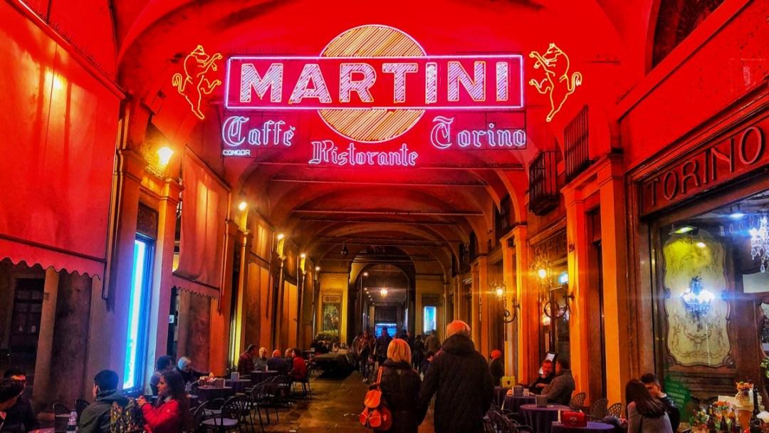 Cafe Torino Turin