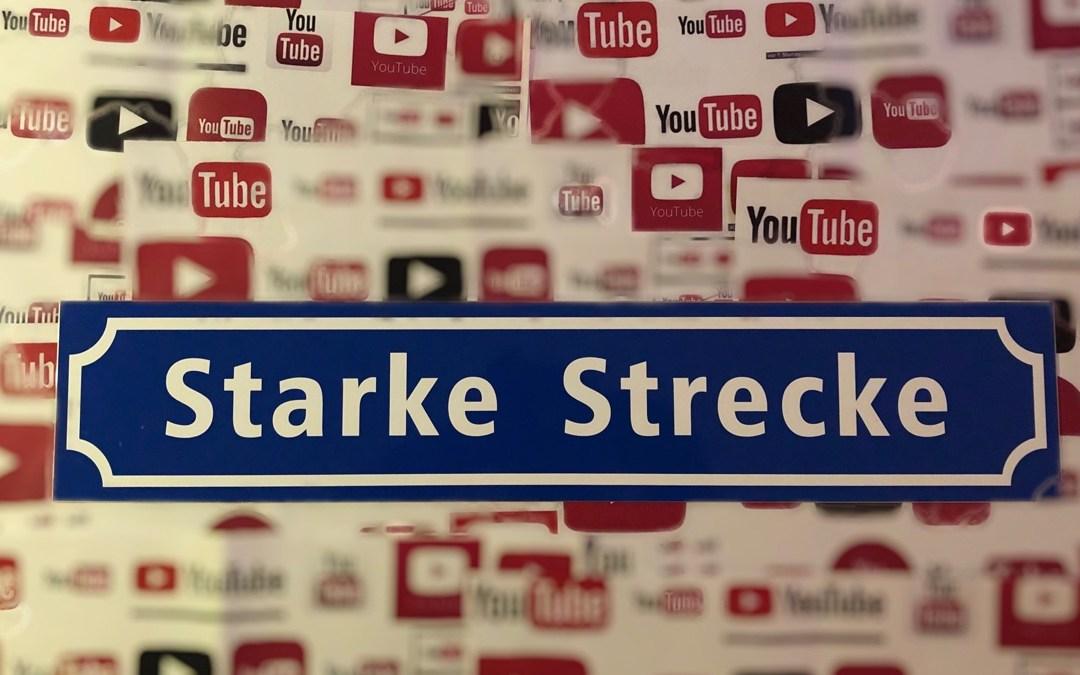 DER INTERNAUT NEU IM BEWEGTBILD:  STARKE STRECKEN AUF YOUTUBE