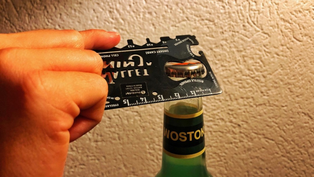 Reise-Gadget Wallet Ninja