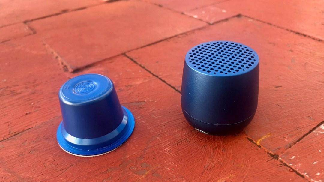 Reise-Gadget Mini-Lautsprecher Lexon Mino