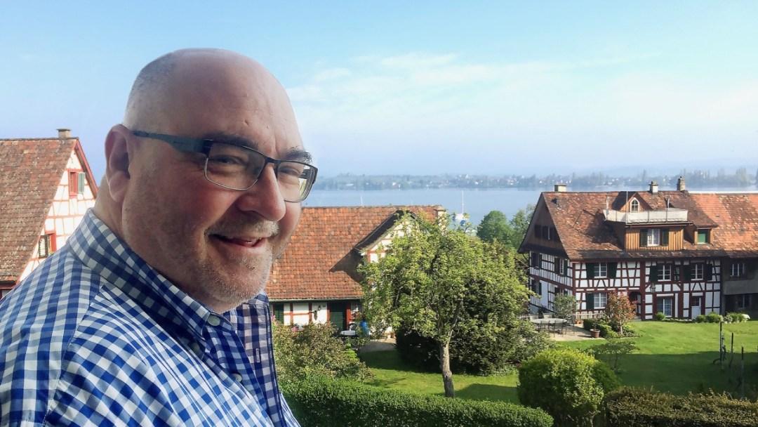 Andy Hostettler im Reiseblog Internaut