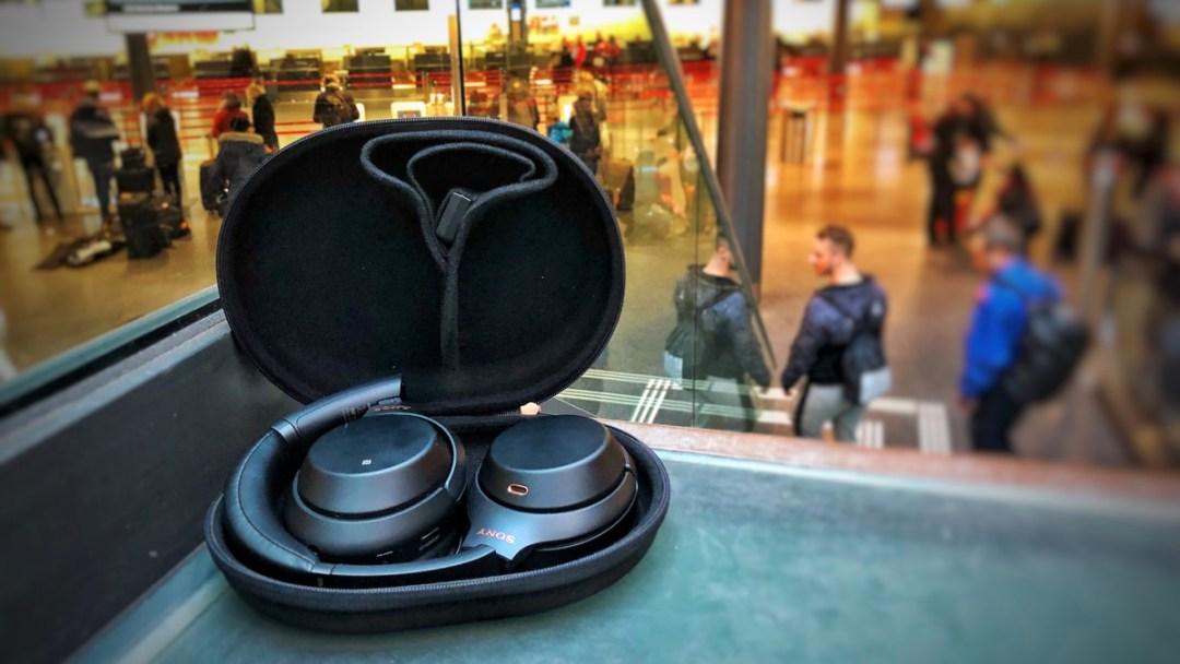 Im Test: Der Noise Canceling Kopfhörer WH-1000XM3 von Sony