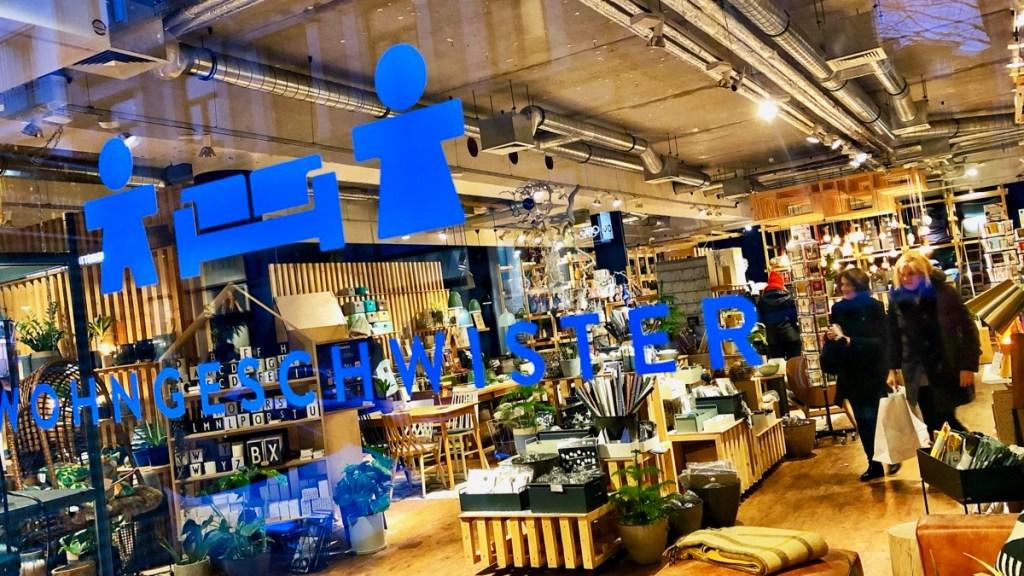 Hamburg-Ottensen: Einrichtungsgeschäft Wohngeschwister