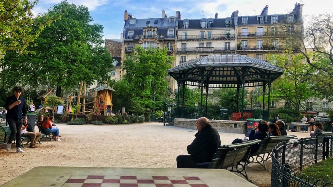 Rue de Bretagne, Paris-Maris