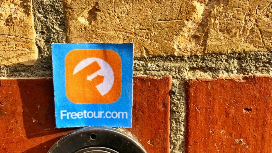 Reise App Free Tour kostenlose Stadtführung