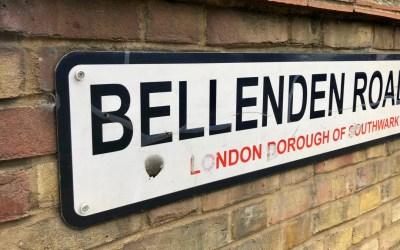 LONDON PECKHAM, BELLENDEN ROAD: EIN HIMMEL FÜR FOODIES UND INSTAGRAMMER