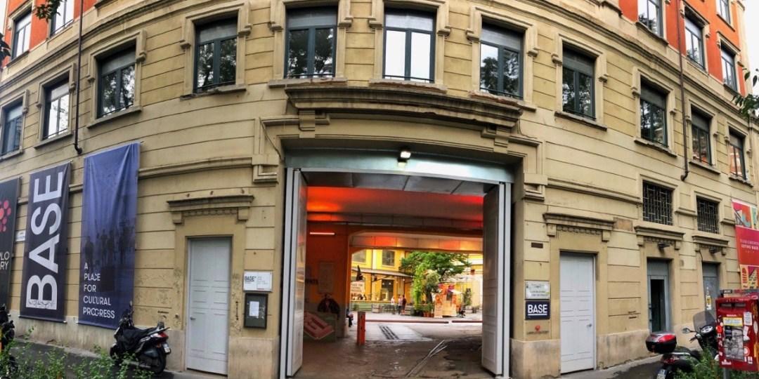 Base Kulturzentrum Via Tortona Navigli Milano