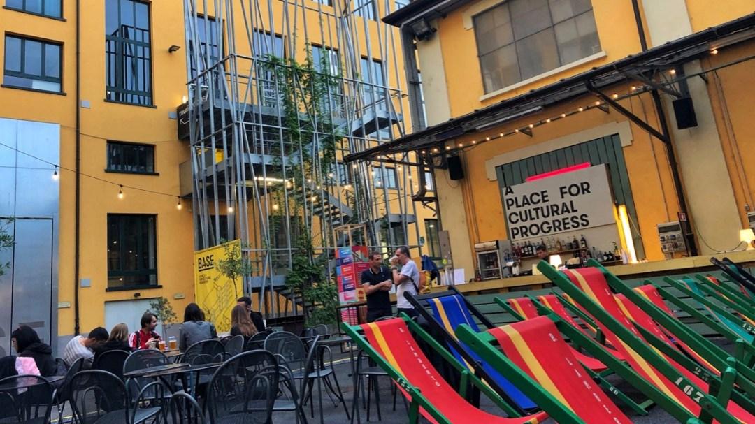 Base Kulturzentrum Navigli Milano Zona Tortona