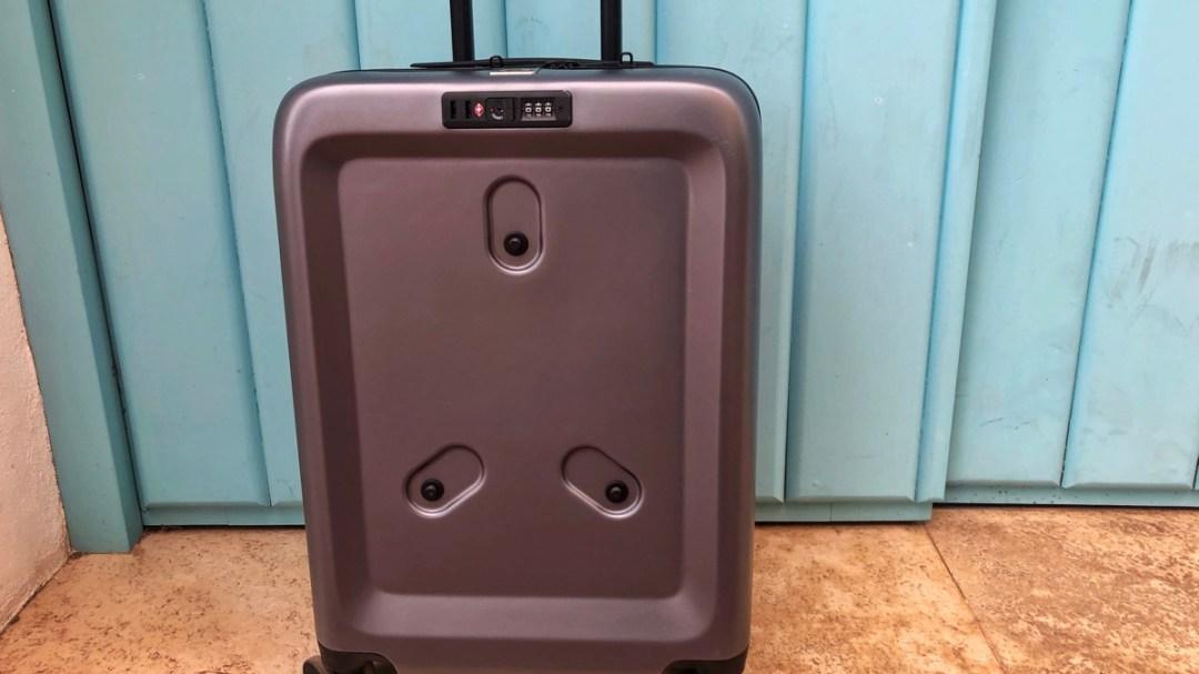 Gepäcksystem Jey & Em mit Fidlock.Technologie