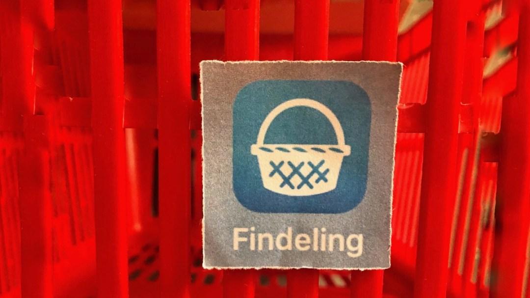 Shopping App Findeling hilft, kleine Läden zu finden