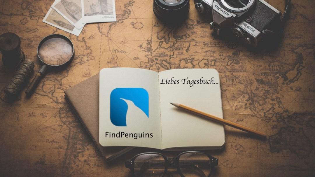Reise App FindPenguins im Test auf dem unabhängigen Schweizer Reiseblog derinternaut.ch