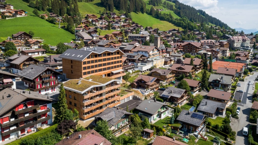 Revier Hospitality Group, mit Hotels in Adelboden, Lenzerheide, Dubai