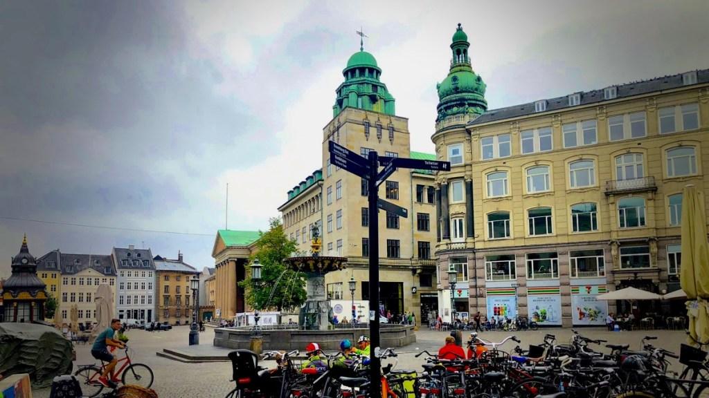 Cyclodeo, Aufnahme aus der Velo-Stadt Kopenhagen
