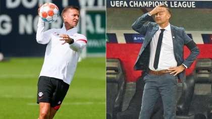 RB Leipzig: Jesse Marsch in prime match towards Bayern