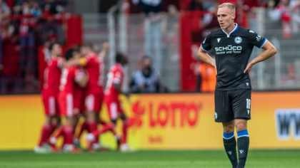 Bielefeld's unhappy starvation for objectives: 'Simply propel the ball over the road'