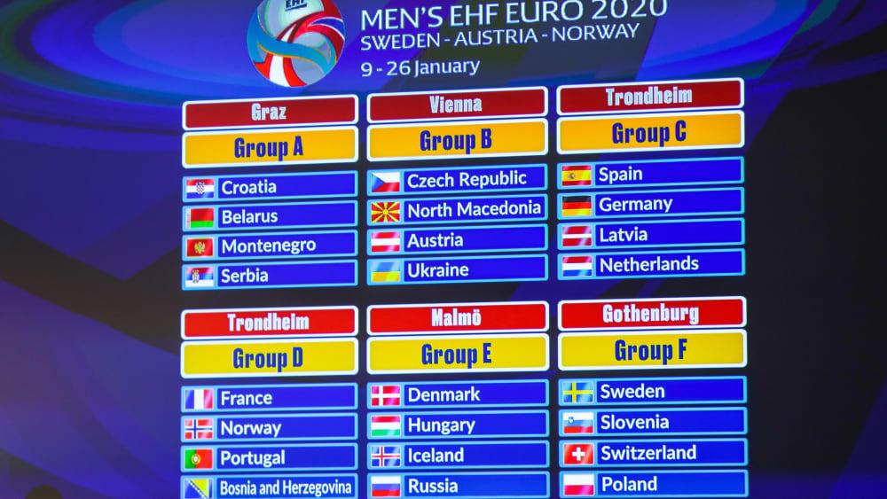 Gegen litauen spielt italien endlich wieder wie bei der em in diesem jahr. Handball Em 2020 Termine Spielplan Hintergrund Infos Kicker