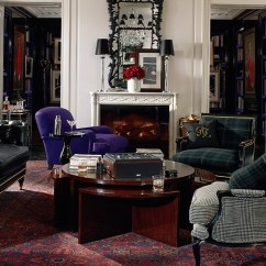 Ralph Lauren Living Room Furniture Bobs Cavit Co A Style Signature That Transcends Fashion