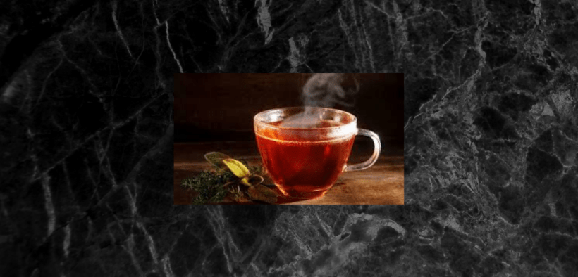 A CUP OF TEA IS THE SOLUTION OF ALL PROBLEMS.