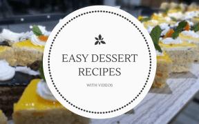 easy dessert recipes_Startuptalky