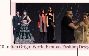 Top Indian Fashion Designer
