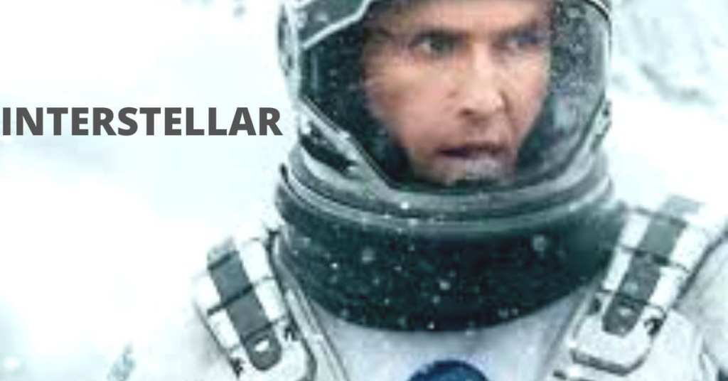 You can watch Interstellar on amazon prime video_Derje
